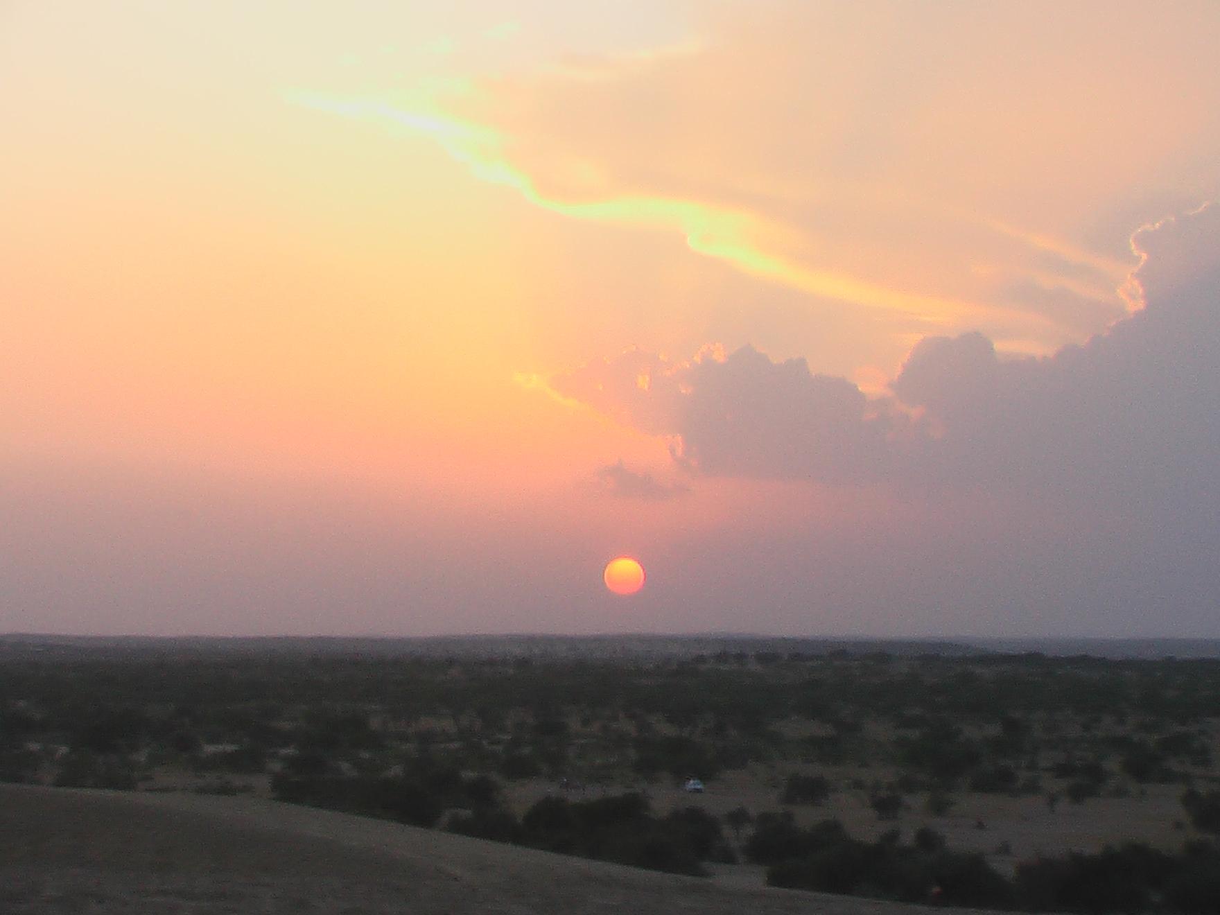 Rajasthan Sun